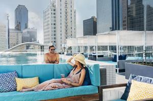 Statler Hotel, Downtown Dallas