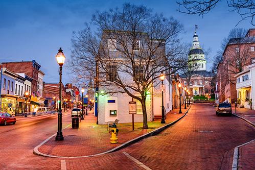 Visit Annapolis & Anne Arundel County