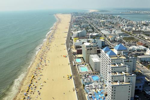Ocean City MD Hotels & Restaurants