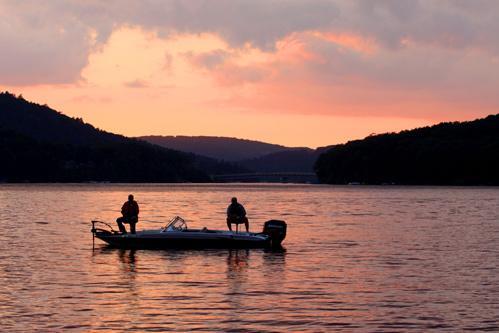 Deep Creek Lake & Garrett County, Maryland